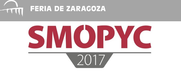 Messe: SMOPYC Zaragoza 2017