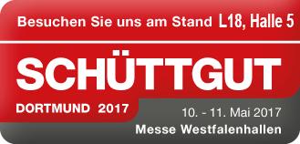 Messe: SCHÜTTGUT DORTMUND 2017