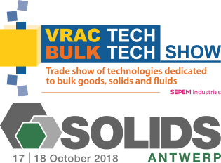 Messe: SOLIDS Antwerpen & VracTech Mâcon